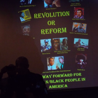 """WOOC attended a workshop on Saturday, February 16, at the New York State Black and Puerto Rican Legislators Weekend Caucus entitle, """"Revolution or Reform"""" at the Empire State Plaza."""