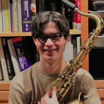 WOOC sits down with jazz musician and student Henry Fernandez. Henry opens about his love for all music and how he incorporates that into his playing style.