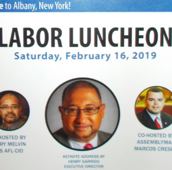 In this segment you will hear comments from Keynote Speaker, Henry Garrido, Executive Director of the American Federation of State, County, and Municipal Employees (AFSCME), speaking on the importance of unionism.