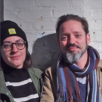 """WOOC speaks with David Girard and Emily Curro of the Troy Foundry theatre about their upcoming production """"White Rabbit, Red Rabbit"""" to be performed at the Troy Collar Works, April 7th to April 15th."""