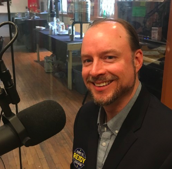 Dustin Reidy joins us in the studio to discuss his Democratic campaign for Albany County Legislature in district 30.