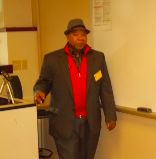 """WOOC attended the Underground Railroad History Project, """"LibertyCon 2019 Conference"""" Seeking Sanctuary: Life, Liberty, Pursuit of Happiness at Siena College on March 29-31, 2019. In this segment, you will hear his interview with Donald Hyman, Independent Researcher, about his workshop on """"Aretha Franklin - Activism, Pride, and Respect."""""""