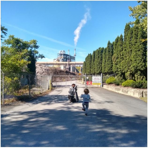Local Voices/ Local Media: the Struggle for Clean Air in the Hudson Mohawk Region